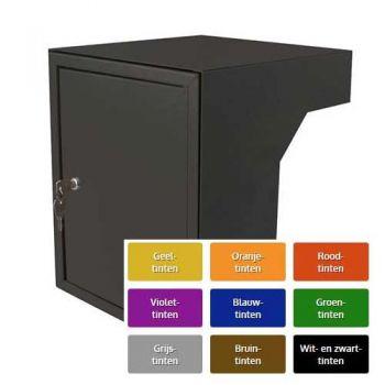 Post inbouwkast type Stoer! 40 tot 55 cm, RAL kleur naar keuze